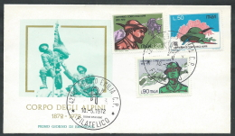 1972 ITALIA FDC RE.RU. ALPINI NO TIMBRO ARRIVO - KI14 - F.D.C.