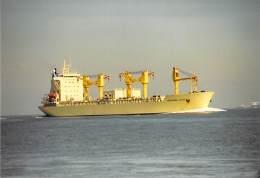 """** Lot 2 Photos ** PHOTO Vintage (80-90's) Cargo Merchant Ship Tankers """" SOUTHERN JUICE  """" (FujiFilm +/- 14.7 X 10.1 Cm) - Bateaux"""