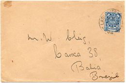 IRELAND 1932. Cover From Port Laoise To Bahia, Brazil - Briefe U. Dokumente