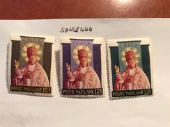 Vatican City Pope Pio X Mnh 1954 - Unused Stamps