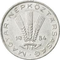 Hongrie, 20 Fillér, 1984, Budapest, SUP, Aluminium, KM:573 - Hungary