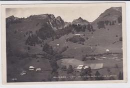 Allières,  Hôtel De La Croix De Fer Et Cape Au Moine - FR Fribourg