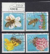 Germany (DDR) 1990 Die Biene (o) (Mi.3295-3298 - [6] Democratic Republic
