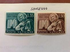Vatican City San Agostino Mnh 1954 - Unused Stamps