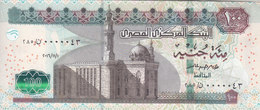 EGYPT 100 POUNDS EGP 2016  P-72b NEW SIG/ T.AMER #24 UNC LOW FANCY SERIAL 00000XX */* - Egypt