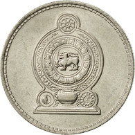 Sri Lanka, 25 Cents, 1982, SUP+, Copper-nickel, KM:141.2 - Sri Lanka