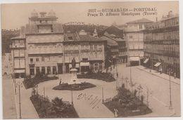 Postal Portugal - Guimarães - Praça D. Afonso Henriques - Toural - CPA - Carte Postale - Postcard - Braga
