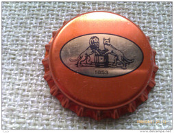Chapa Kronkorken Caps Tappi Cerveza Litva 1853. Lituania - Birra