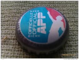 Chapa Kronkorken Caps Tappi Cerveza APP. Association Of Party Pros. Canada - Birra