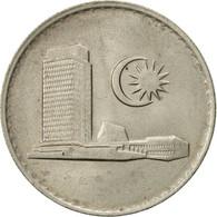 Malaysie, 20 Sen, 1988, Franklin Mint, SUP, Copper-nickel, KM:4 - Malaysie