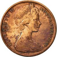 Australie, Elizabeth II, 2 Cents, 1966, TTB, Bronze, KM:63 - Monnaie Décimale (1966-...)