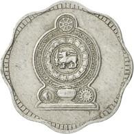 Sri Lanka, 2 Cents, 1975, TTB+, Aluminium, KM:138 - Sri Lanka