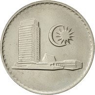 Malaysie, 20 Sen, 1987, Franklin Mint, SUP, Copper-nickel, KM:4 - Malaysie