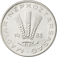 Hongrie, 20 Fillér, 1988, Budapest, SUP, Aluminium, KM:573 - Hongrie
