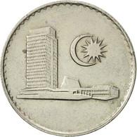 Malaysie, 20 Sen, 1982, Franklin Mint, SUP, Copper-nickel, KM:4 - Malaysie