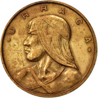 Panama, Centesimo, 1961, U.S. Mint, TTB+, Bronze, KM:22 - Panama