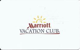 Marriott Vacation Club RFID Hotel Room Key Card - Hotel Keycards