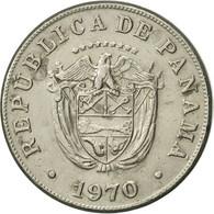 Panama, 5 Centesimos, 1970, TTB+, Copper-nickel, KM:23.2 - Panama