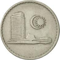 Malaysie, 20 Sen, 1973, Franklin Mint, TTB, Copper-nickel, KM:4 - Malaysie