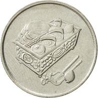 Malaysie, 20 Sen, 2004, TTB+, Copper-nickel, KM:52 - Malaysie