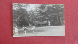 RPPC  Tennia The Forest Lake Clun Hawley Pike County Pa.>  Ref 2648 - Tennis