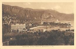 Bedford, Savoy Hôtels, Beaulieu (Alpes-Maritimes) - Edition Douchy - Carte Non Circulée - Hotels & Restaurants
