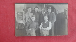 RPPC   To ID Location Railroad Workers In Office  MKT Calender   Ref 2648 - Postcards