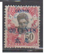 CANTON       N°    78    ( 5 )   OBLITERE  ( O 724 ) - Canton (1901-1922)