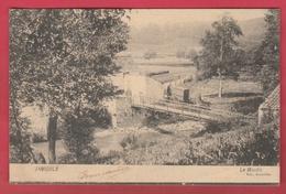 Jamioulx - Le Moulin ... Attelage - 1907 ( Voir Verso ) - Ham-sur-Heure-Nalinnes