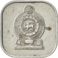 Sri Lanka, 5 Cents, 1978, TTB+, Aluminium, KM:139a - Sri Lanka
