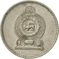 Sri Lanka, 25 Cents, 1991, TTB+, Copper-nickel, KM:141.2 - Sri Lanka