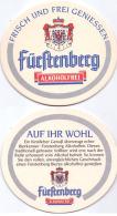 #D151-172 Viltje Fürstenberg Bräu - Sous-bocks