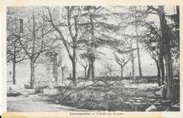 Lamagistère (Tarn-et-Garonne) - L'Ecole Des Garçons - Edition Domergue - Carte Non Circulée - Schools
