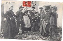 DEPT 43 - LE PUY - CARTE PUB Liqueur BERNARD MICCIOLLO  - Au Recto: Le Rainage Bal Champetre - LYO86 - - Le Puy En Velay