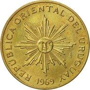 Uruguay, 5 Pesos, 1969, Santiago, TTB+, Aluminum-Bronze, KM:53 - Uruguay