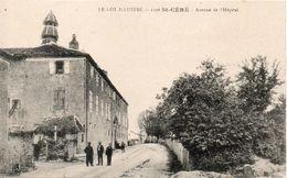Avenue De L Hopital - Saint-Céré