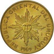 Uruguay, Peso, 1969, Santiago, TTB, Aluminum-Brass, KM:52 - Uruguay