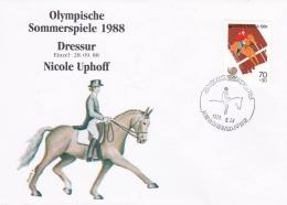 Korea   Seoul 1988 Olympic Summer Games - Dressur  (DD3-23) - Verano 1988: Seúl