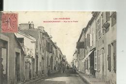 D65 - MAUBOURGUET  - Rue  De La Poste - Maubourguet