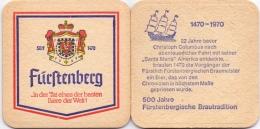 #D151-215 Viltje Fürstenberg Bräu 77/79 Mm - Sous-bocks