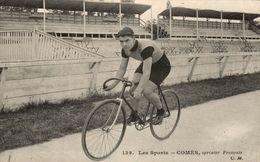 COMES SPRINTER FRANCAIS - Cyclisme