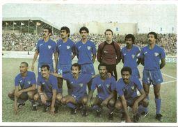 WORLD CUP FOOTBALL KUWAIT EQUIPE DU KOWEIT - Football