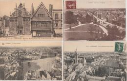 17 / 7 / 416  -  Lot  De  8  CPA  DE  CAMBRAI ( 59 )  Toutes Scanées - 5 - 99 Postkaarten