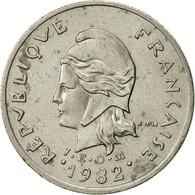 French Polynesia, 10 Francs, 1982, Paris, TTB+, Nickel, KM:8 - Polynésie Française