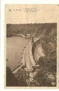 La Gileppe Le Barrage Et Le Lac - Gileppe (Barrage)