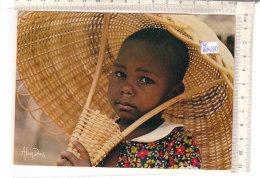 PO6813D# CAMERUN - L'ABAT JOUR - BAMBINI - PHOTO ALAIN DENIS  VG 1987 - Camerun