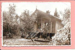 Dampierre - Refuge De La Maison De Fer AN 17è FS GT (cachet Au Dos) - Dampierre En Yvelines