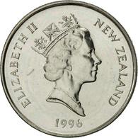 Nouvelle-Zélande, Elizabeth II, 5 Cents, 1996, SUP, Copper-nickel, KM:60 - Nouvelle-Zélande