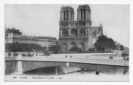 DC 794 - Paris - Notre-Dame Et Le Pont. - LL 128 - Arrondissement: 04