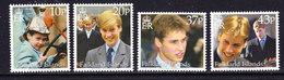 Falkland Islands 2000 Prince William 4v ** Mnh (36423) - Falklandeilanden